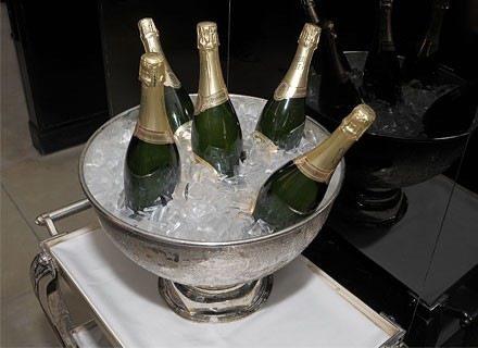 Specjalne kieliszki do szampana