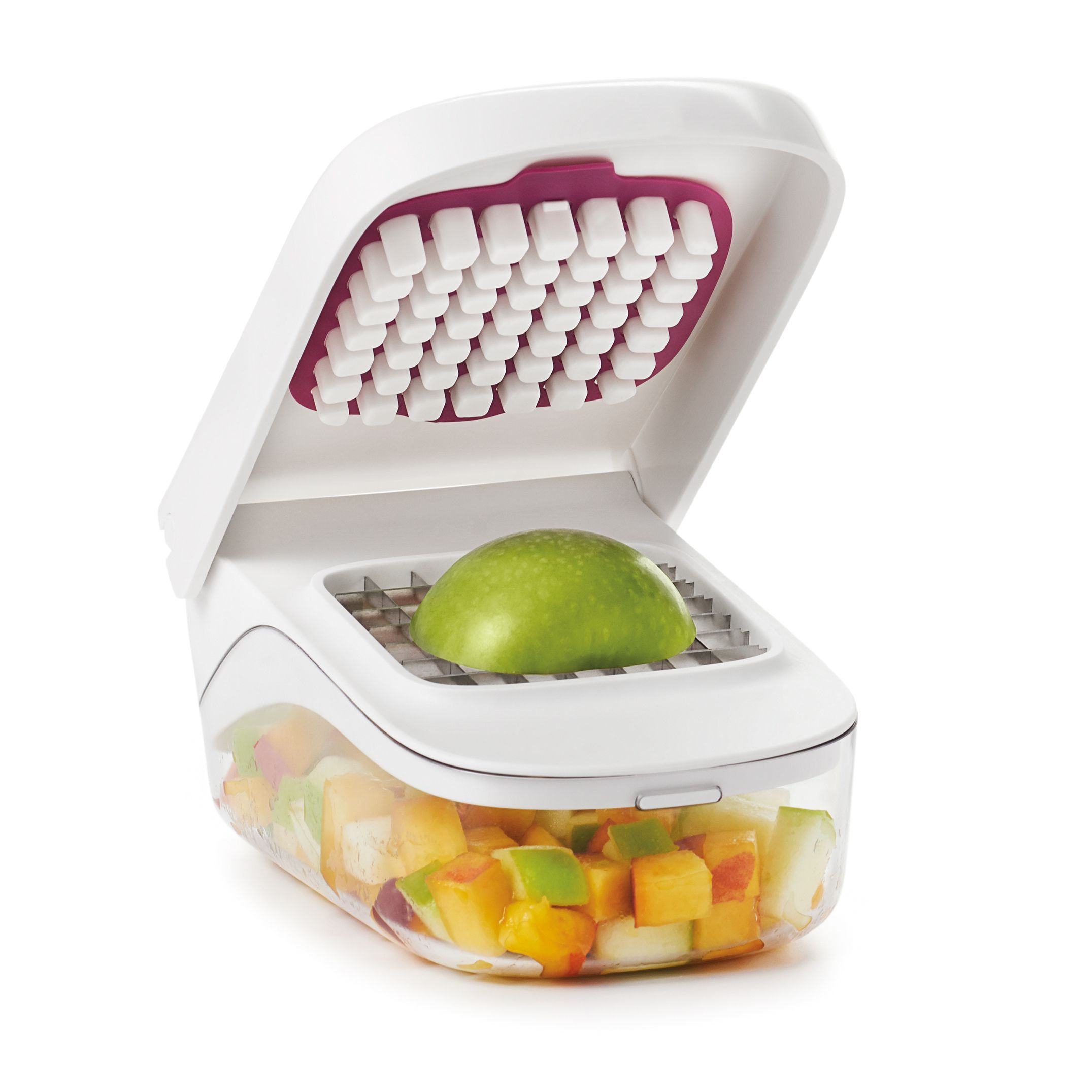 11122600_Vegetable Chopper with Easy Pour Opening