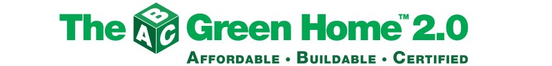 The ABC Green Home 2 copy.0 Logo