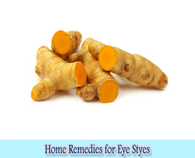 Turmeric : Home Remedies for Eye Styes