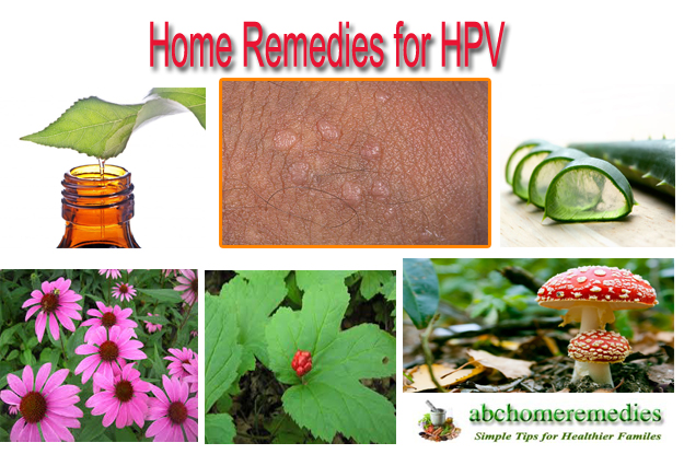 Home Remedies for HPV