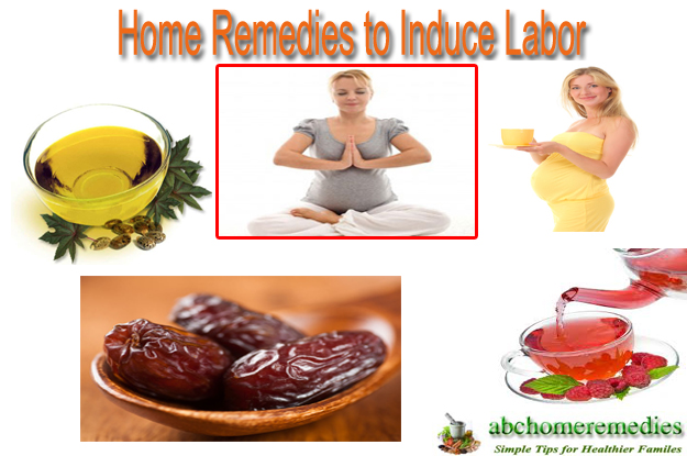 Home Remedies for Induce Labor