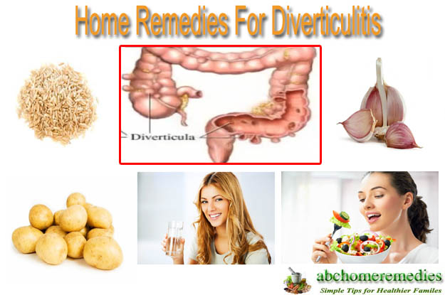Home Remedies For Diverticulitis