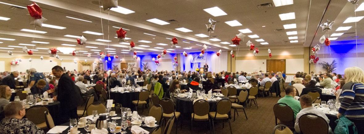 Rochester banquet.