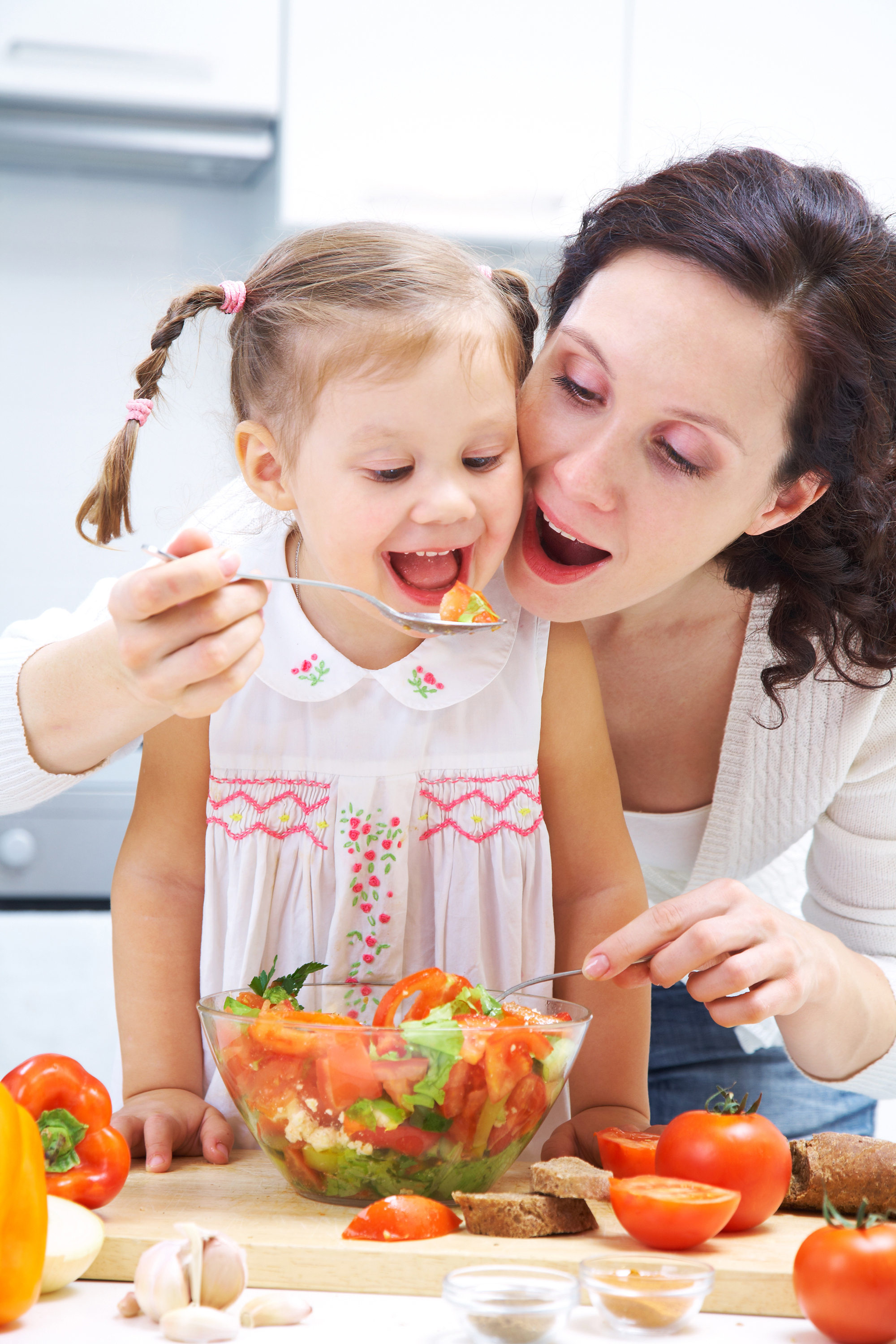 How To Get Your Child To Eat Healthy
