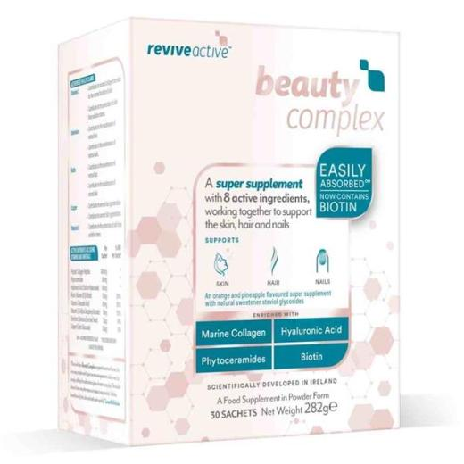 Revive Active Beauty Complex 30 Pack   Inish Pharmacy   Ireland