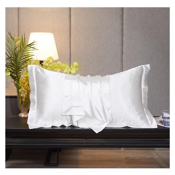 silk pillowcase camel