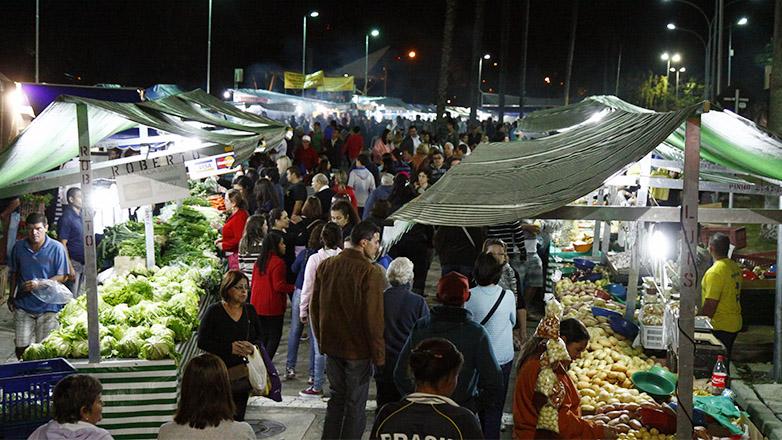 Feiras Noturnas em Suzano: Dias e Locais de Funcionamento