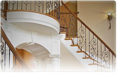 Stair Parts Twin Cities Minneapolis St Paul Area | Custom Handrails Near Me | Wood | Balcony | Deck Railing | Powder Coating | Steel