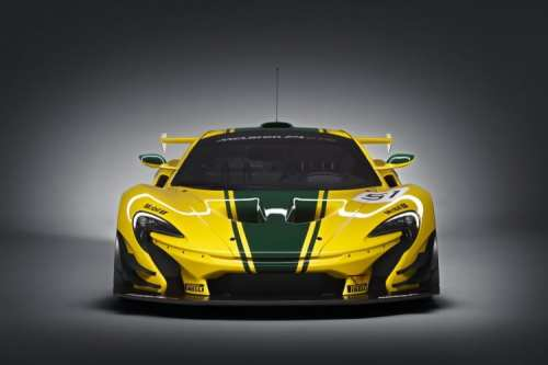 avant McLaren P1 GTR