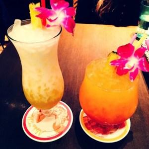 お出かけ | ハワイアンなカフェにてジュース | 高品質で安いネイルサロンABCネイル 池袋店