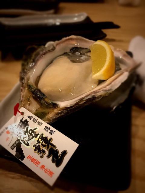 グルメ | 生牡蠣 | 高品質で安いネイルサロンABCネイル 新宿店