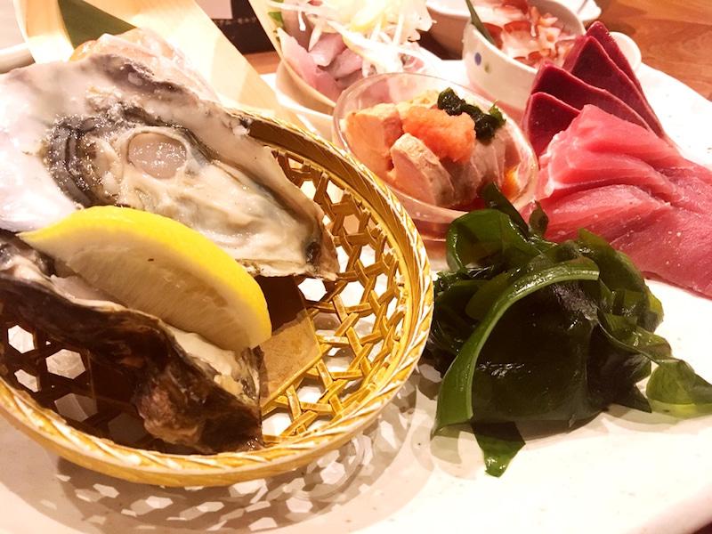 グルメ | 刺身料理 | 高品質で安いネイルサロンABCネイル 銀座店