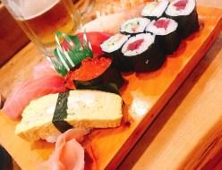 グルメ | お寿司 | 高品質で安いネイルサロンABCネイル 大宮店