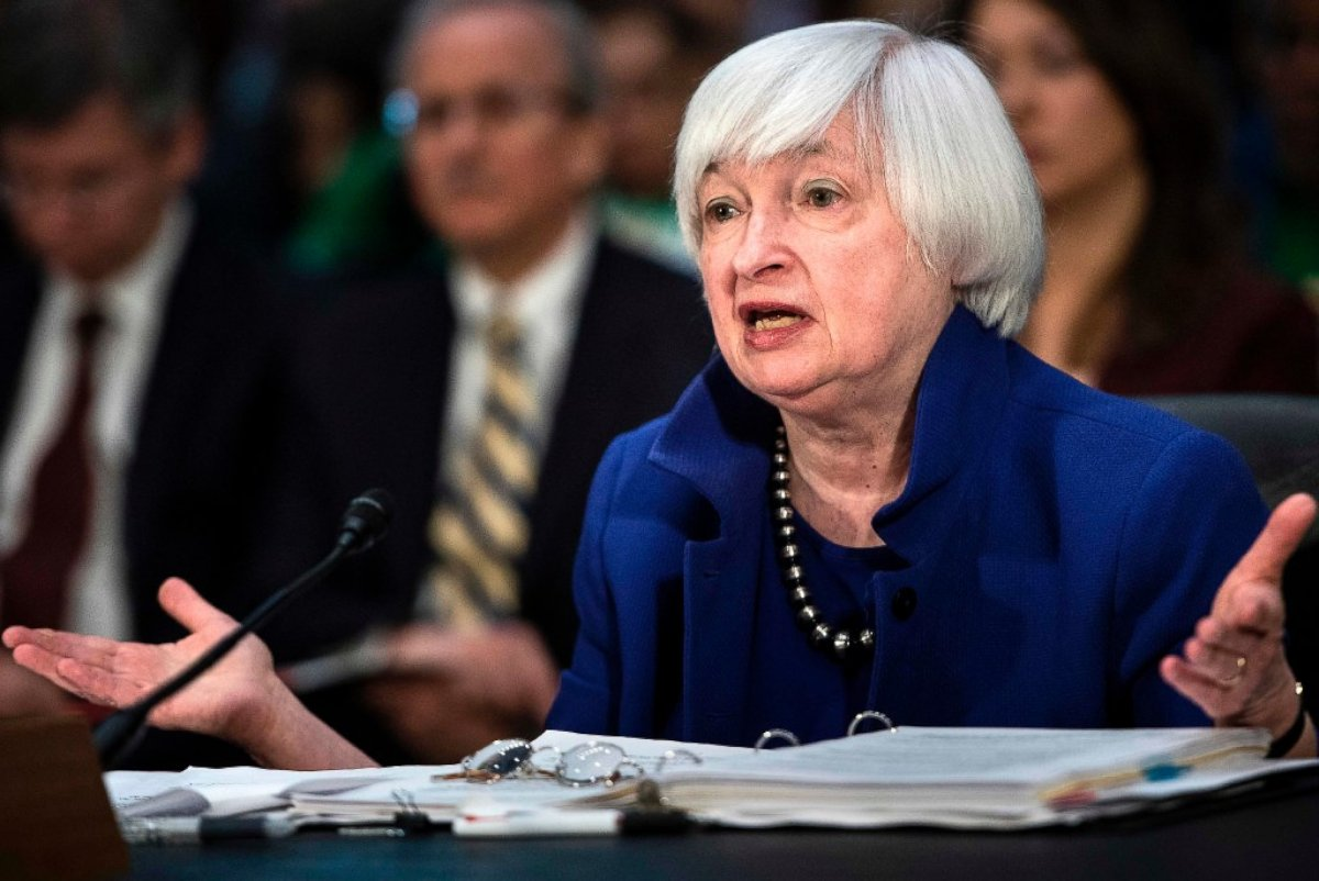 Image result for janet yellen, photos