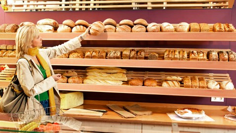 gty woman buying bread thg 111103 wblog Buy or Make: What Food Staples Are Cheaper to Make at Home?