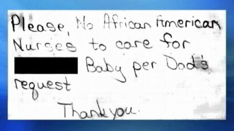 ht note black nurses nt 130220 wblog No Black Nurses Request Draws Lawsuit