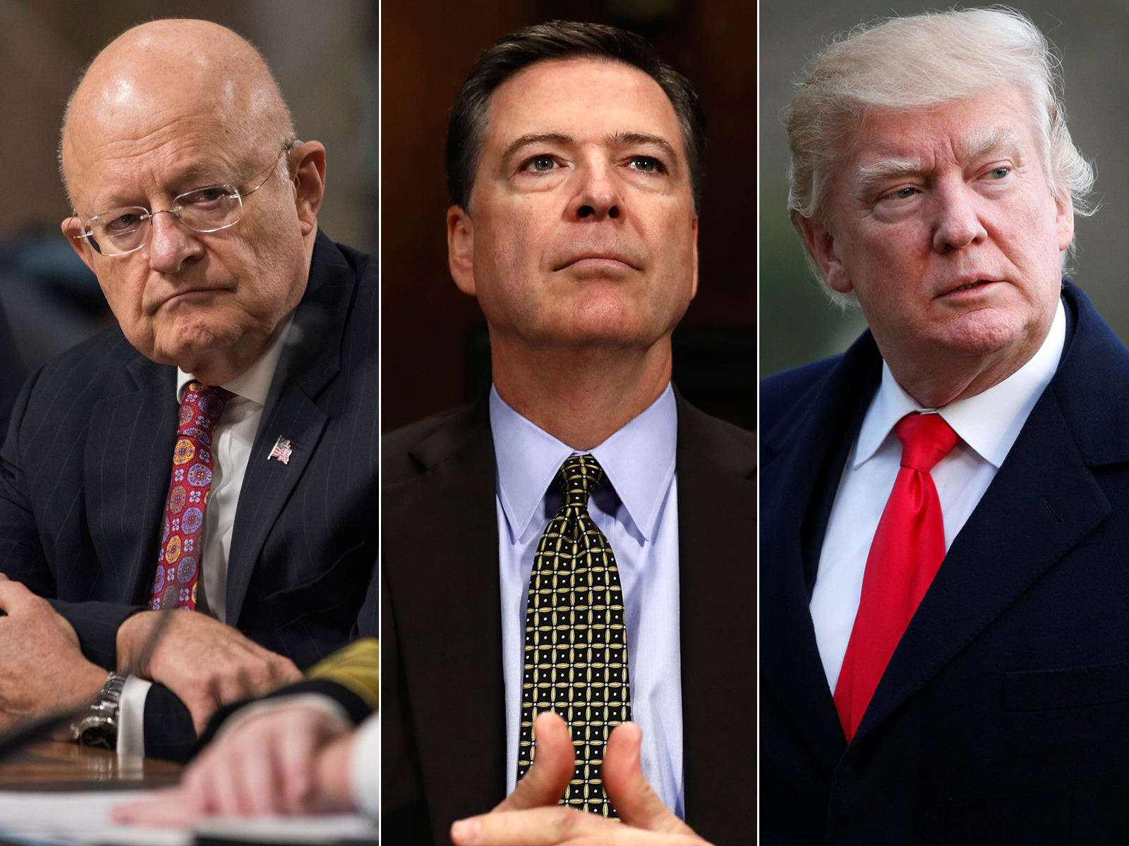 Image result for image of clapper comey cabal