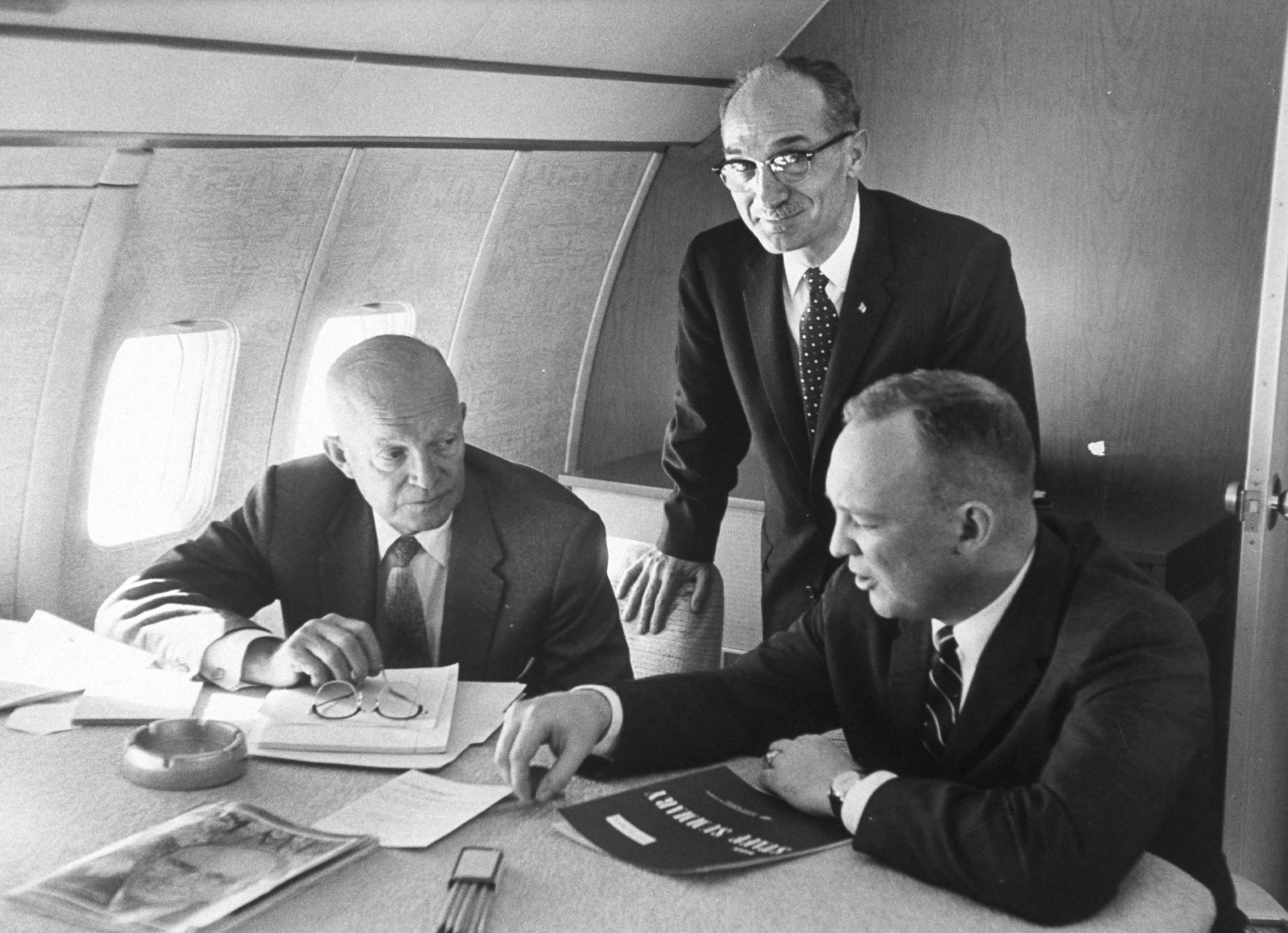 Eisenhower And Us Air Force