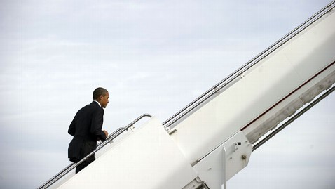 gty obama boards air force one nt 111115 wblog Fighters Intercept Drug Carrying Cessna Near Air Force One