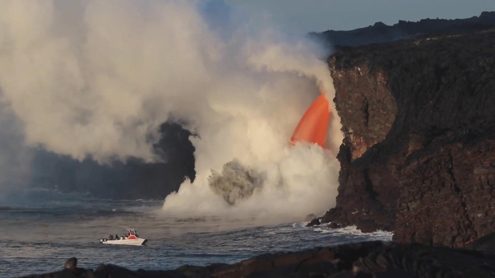 Volcanoes Videos