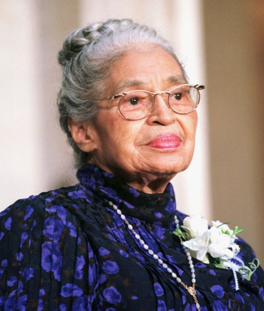 Rosa Parks Photos and Images - ABC News