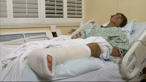 abc mike adler shark attack jt 130505 wblog Teen Surfer Recovering After Shark Attack