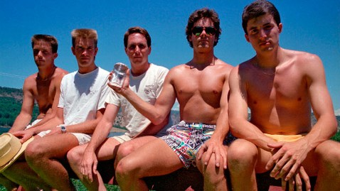 ht copco lake 1987 kb 120727 wblog Photo Blog: 5 Guys Capture 30 Years of Friendship in 7 Images