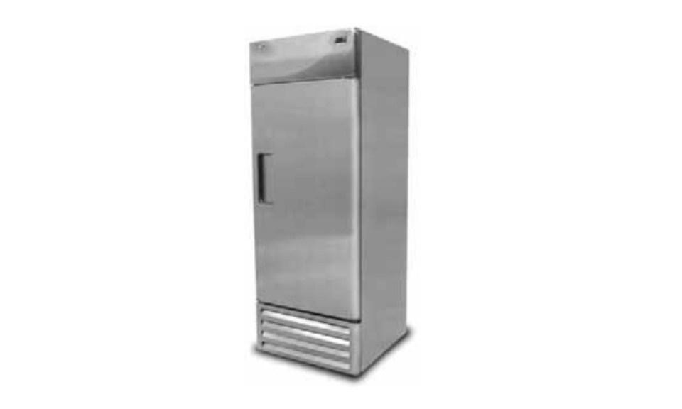 Congelador vertical 1 puerta FOGEL CR-23-AC-AF-SA-404