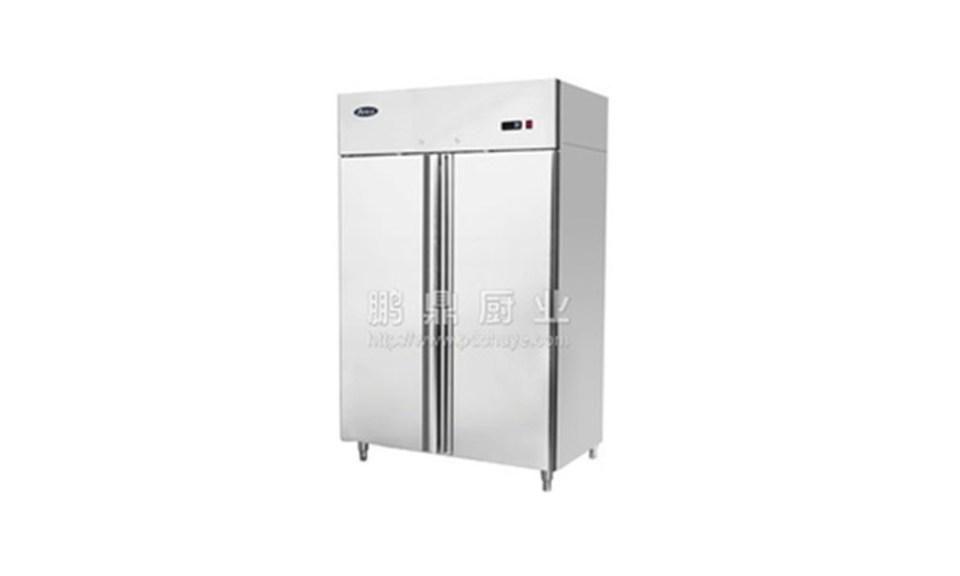 Refrigerador Vertical ATOSAmodelo MBF8506
