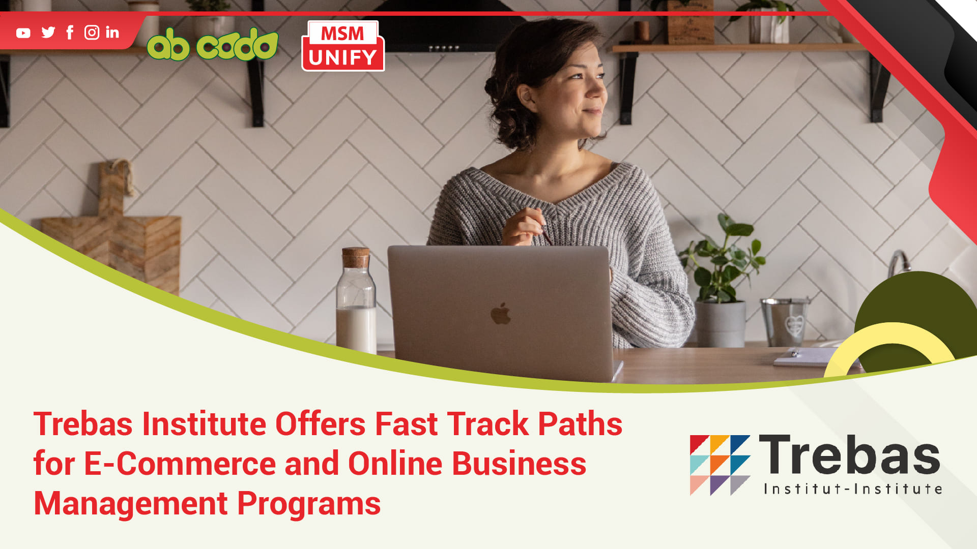 Need a online marketing agencies in san jose? Trebas Institute Offers Fast Track Paths for E-Commerce ...