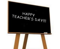 hapeeeeee teachers day