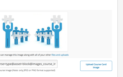 Open edX® Studio: How to Add a Card Image to the Marketing Page