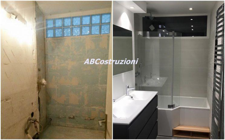 Bagno low cost,medio o curato?Ecco degli esempi rifacimenti bagni ...