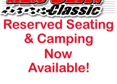 Red Clay Classic Seats and Camping