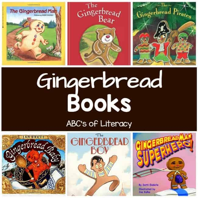 10 Of The Best Gingerbread Man Books