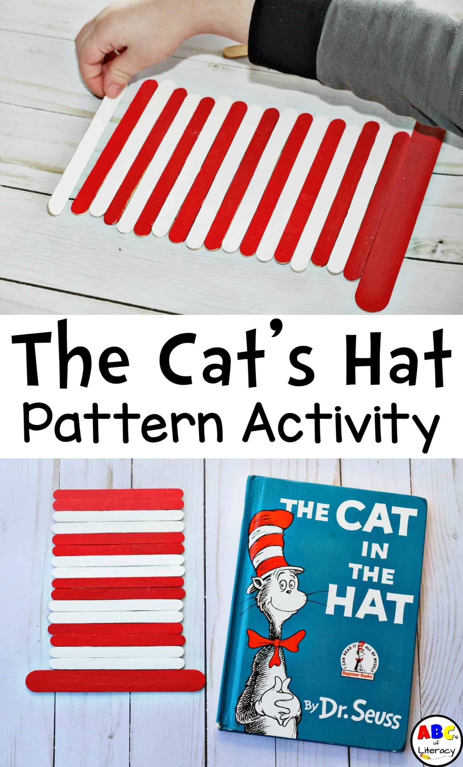 The Cat S Hat Pattern Activity