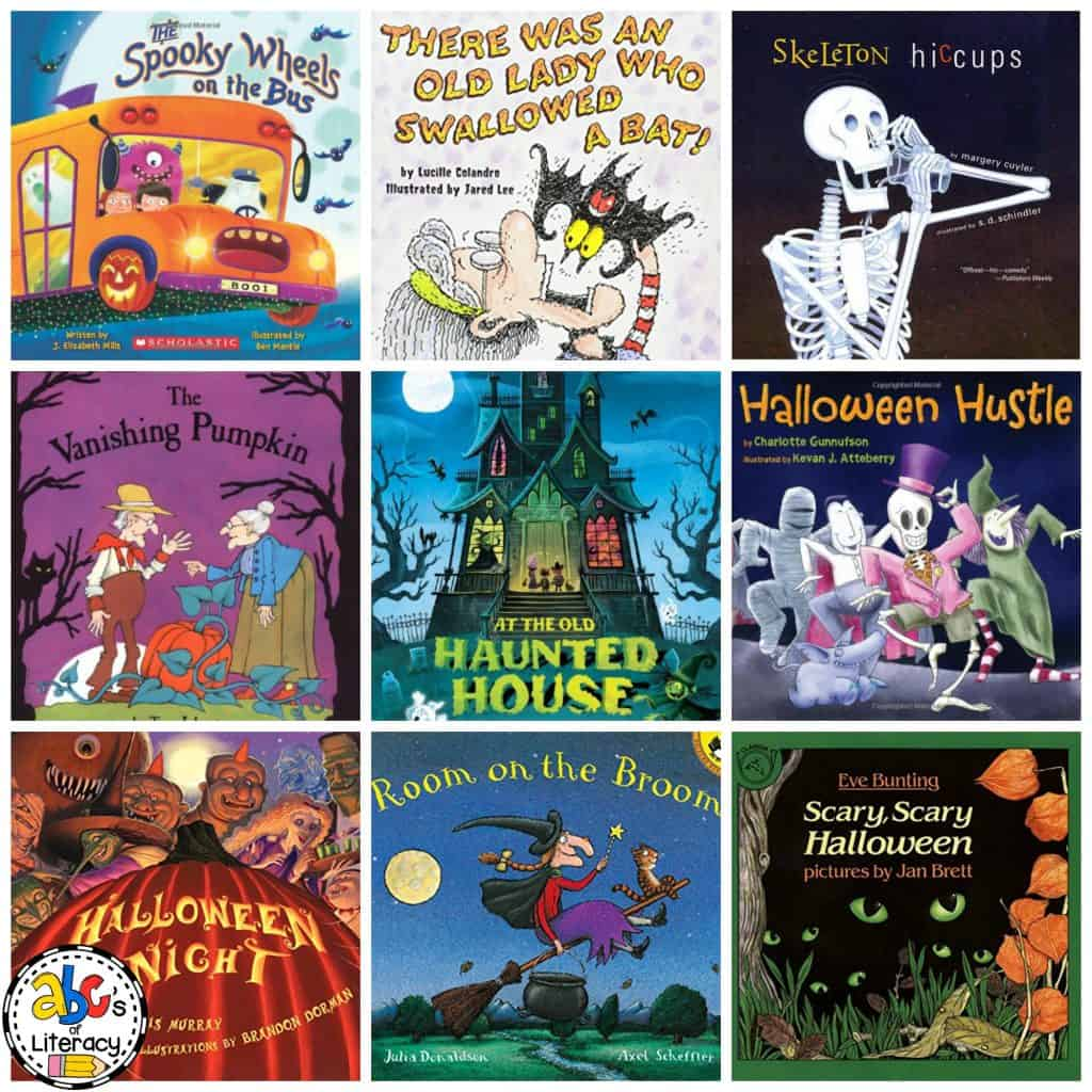 10 Not So Spooky Halloween Books For Young Kids