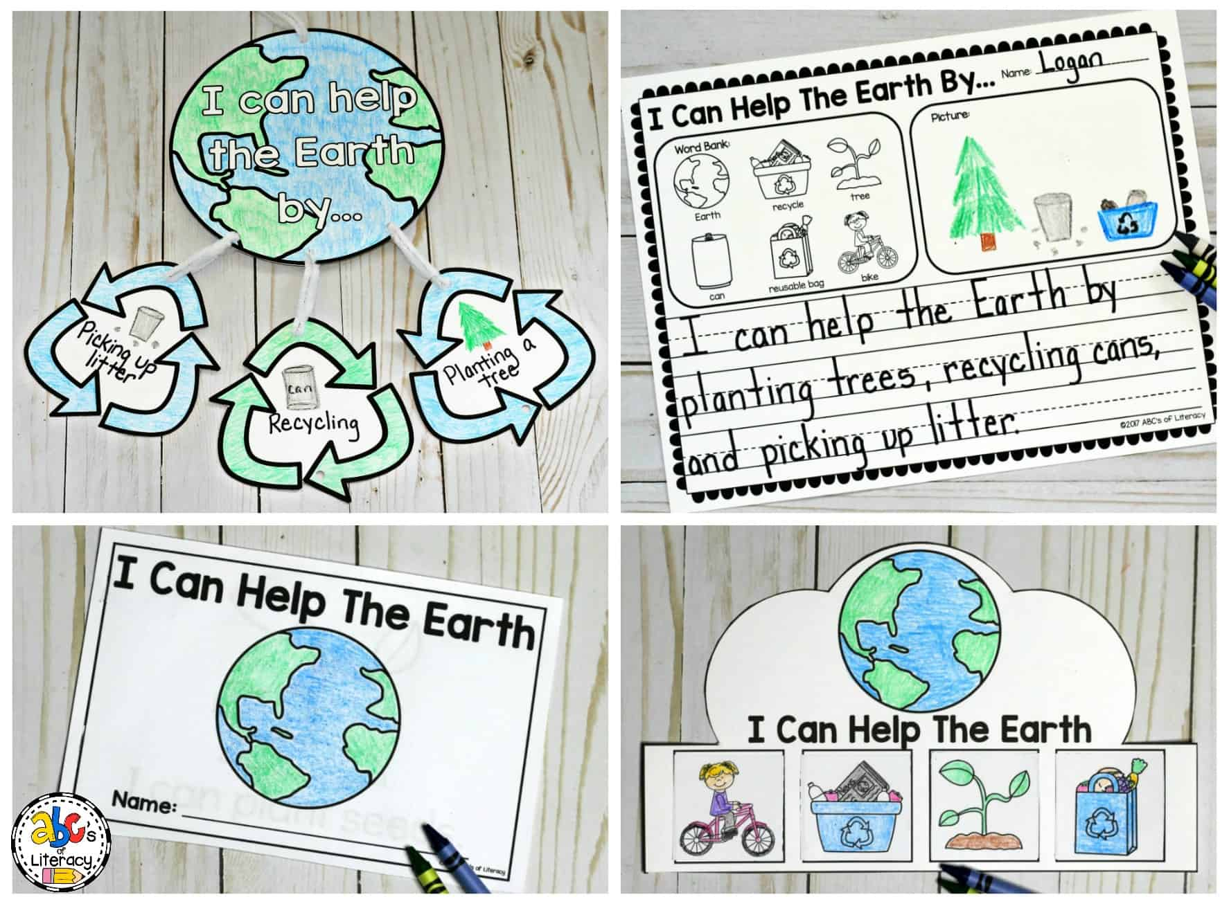 Earth Day Classroom Activities For Early Elementary