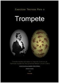 """Livro """"Exercícios Técnicos para o Trompete""""[Abdalan-Clarke]"""