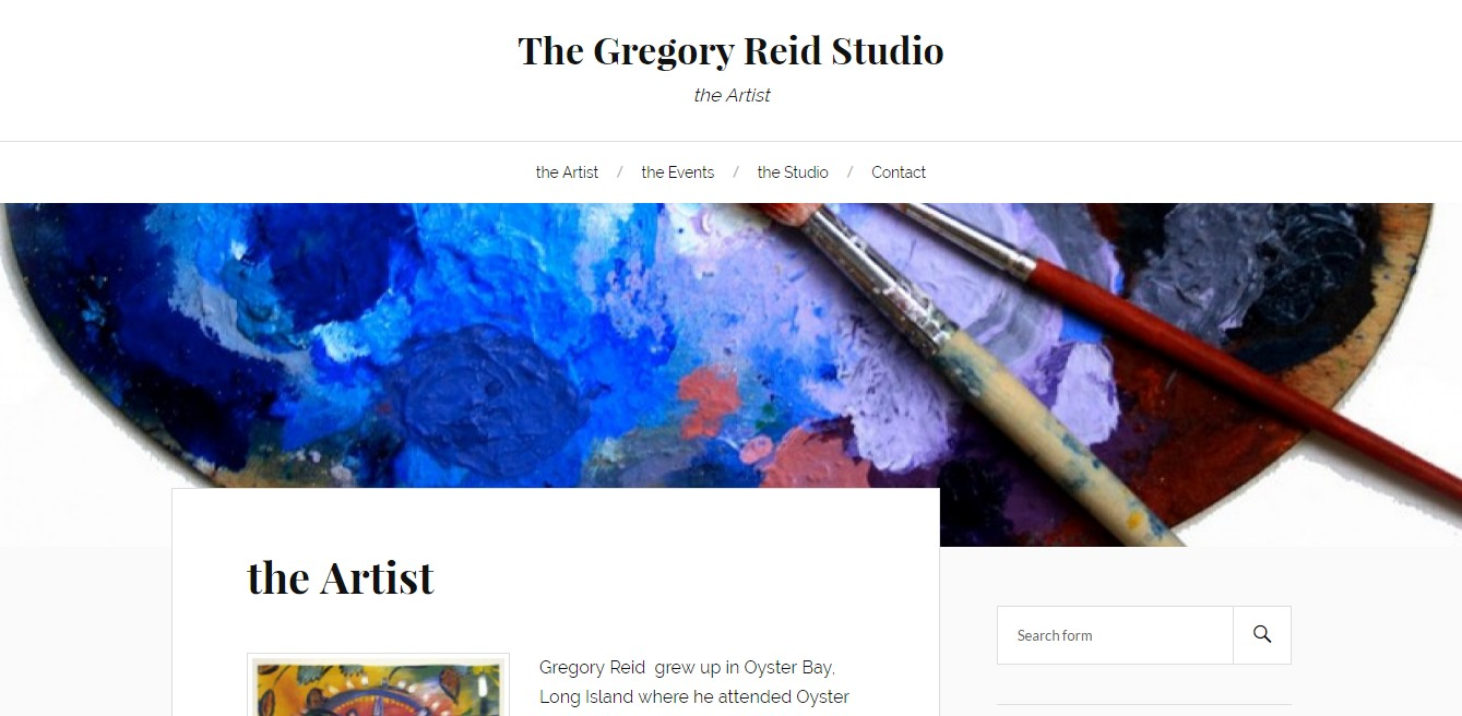 Gregory L. Reid Studio