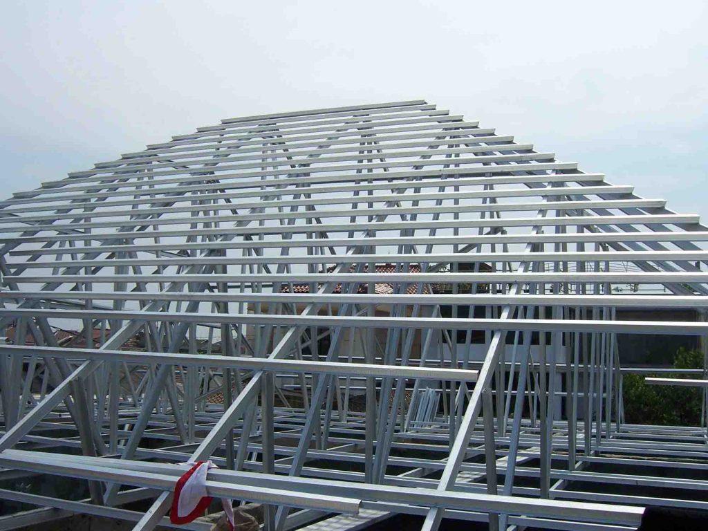 Manfaat Menerapkan Konstruksi Baja Untuk Rumah