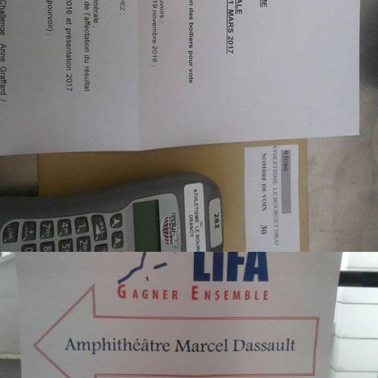 ABDO est réparti entre les France FSGT à Val de Reuil et l'AG LIFA à l'ESIEE - from Instagram