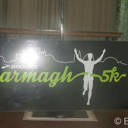 Retour sur la course internationale d'Armagh - from Instagram