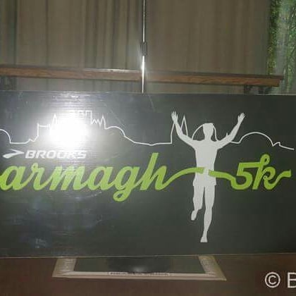 Retour sur la course internationale d'Armagh - from Instagram