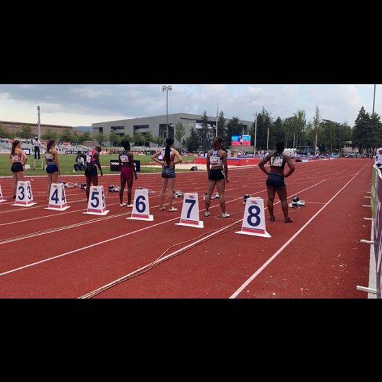 En route pour les championnats de France élite @neola_orphee @michel_gillot @abdo.athletisme #perf #athle #100m #objectifs #tokyo2020 - from Instagram