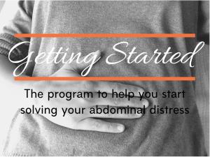 getting started program
