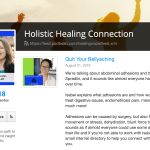 interview with healingwaze