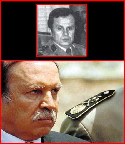 Gen. Mohamed Mediene, DRS