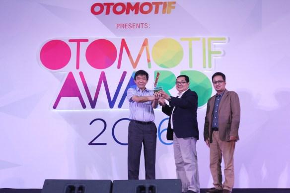 otomotif award 2016 honda
